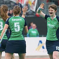 Ireland v France OQT Belgium women 2012
