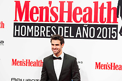 28.01.2016, Goya Theatre, Madrid, ESP, Men'sHealth Awards, im Bild Juan Betancourt attends // to the delivery of the Men'sHealth awards at Goya Theatre in Madrid, Spain on 2016/01/28. EXPA Pictures © 2016, PhotoCredit: EXPA/ Alterphotos/ BorjaB.hojas<br /> <br /> *****ATTENTION - OUT of ESP, SUI*****