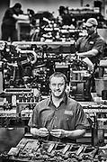 volvo engine teardown technician