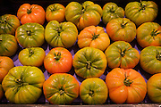Mercat de l'Olivar (Olive Tree Market). Tomatoes.