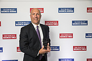 Kevin Marks of Roche Diagnostics poses for a photo during the Bay Area Corporate Counsel Awards at The Westin San Francisco Airport in Millbrae, California, on March 18, 2019. (Stan Olszewski for Silicon Valley Business Journal)