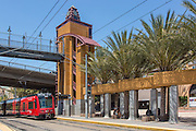 Grossmont Trolley Station San Diego