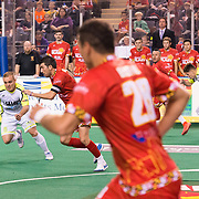 The Milwaukee Wave defeat the Baltimore Blast 4-3