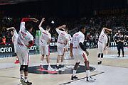 pregame<br /> LegaBasket Serie A 2019/2020<br /> 16° Giornata - Andata - 29/12/2019 <br />  Segafredo Virtus Bologna - A|X Armani Exchange Milano 83-70<br /> Bologna Virtus Segafredo Arena29/12/2019 Ore 15:30<br /> foto GiulioCiamillo/Ciamillo