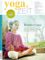 Yoga Zeit is a European Yoga Magazine that has been using Wari's Photography several times