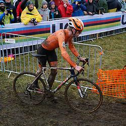 02-02-2020: Wielrennen: WK Veldrijden: Dubendorf