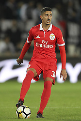 November 5, 2017 - Guimaraes, Guimaraes, Spain - Benfica's Portuguese defender Andre Almeida during the Premier League 2017/18 match between Vitoria SC and SL Benfica, at Dao Afonso Henriques Stadium in Guimaraes on November 5, 2017. (Credit Image: © Dpi/NurPhoto via ZUMA Press)