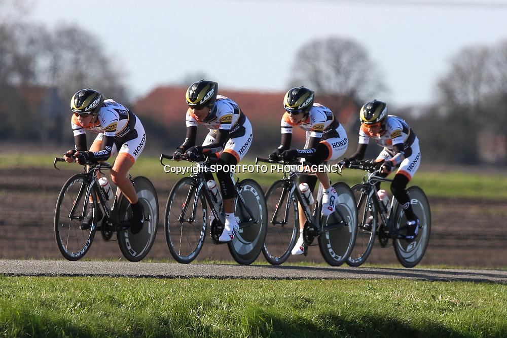 Energiewacht Tour 2012 TTT Veendam-Nw Pekela Team Honda