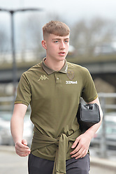 January 26, 2019 - Rotherham, England, United Kingdom - Jack Clarke of Leeds United before the Sky Bet Championship match between Rotherham United and Leeds United at the New York Stadium, Rotherham, England, UK, on Saturday 26th January 2019. (Credit Image: © Mark Fletcher/NurPhoto via ZUMA Press)