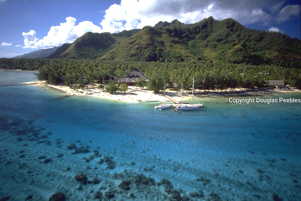Club Med, Moorea, French Polynesia<br />