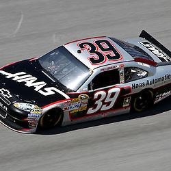 April 17, 2011; Talladega, AL, USA; NASCAR Sprint Cup Series driver Ryan Newman (39) during the Aarons 499 at Talladega Superspeedway.   Mandatory Credit: Derick E. Hingle