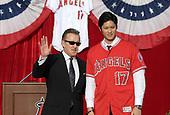 Dec 9, 2017-MLB-Shohei Ohtani  Press Conference