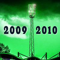 VOETBAL 2009 - 2010