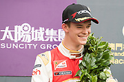 Callum ILOTT, SJM Theodore Racing by Prema, Dallara Mercedes<br /> <br /> 64th Macau Grand Prix. 15-19.11.2017.<br /> Suncity Group Formula 3 Macau Grand Prix - FIA F3 World Cup<br /> Macau Copyright Free Image for editorial use only