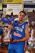 DESCRIZIONE : Porto San Giorgio 3° Torneo Internazionale dell'Adriatico Italia-Croazia<br /> GIOCATORE : Tomas Ress<br /> SQUADRA : Nazionale Italiana Uomini Italia<br /> EVENTO : Porto San Giorgio 3° Torneo Internazionale dell'Adriatico<br /> GARA : Italia Croazia<br /> DATA : 06/06/2007 <br /> CATEGORIA : award premiazione<br /> SPORT : Pallacanestro <br /> AUTORE : Agenzia Ciamillo-Castoria/E.Castoria<br /> Galleria : Fip Nazionali 2007 <br /> Fotonotizia : Porto San Giorgio 3° Torneo Internazionale dell'Adriatico Italia-Croazia<br /> Predefinita :