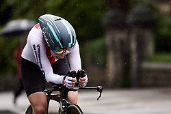 Elise Chabbey (SUI) at UCI Road World Championships 2019 Elite Women's TT a 30.3 km individual time trial from Ripon to Harrogate, United Kingdom on September 24, 2019. Photo by Sean Robinson/velofocus.com