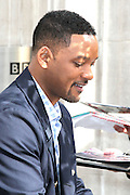 16.MAY.2012. LONDON<br /> <br /> WILL SMITH AT THE BBC RADIO 1 STUDIOS IN LONDON<br /> <br /> BYLINE: EDBIMAGEARCHIVE.COM<br /> <br /> *THIS IMAGE IS STRICTLY FOR UK NEWSPAPERS AND MAGAZINES ONLY*<br /> *FOR WORLD WIDE SALES AND WEB USE PLEASE CONTACT EDBIMAGEARCHIVE - 0208 954 5968*