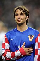 FOOTBALL - FRIENDLY GAME 2010/2011 - FRANCE v CROATIA - 29/03/2011 - PHOTO FRANCK FAUGERE / DPPI - NIKO KRANJCAR (CRO)
