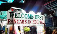 koh tao pancake thailand