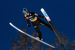 Jakub Wolny (POL) during the Trial Round of the Ski Flying Hill Individual Competition at Day 1 of FIS Ski Jumping World Cup Final 2019, on March 21, 2019 in Planica, Slovenia. Photo by Matic Ritonja / Sportida