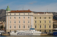Harbour building, Split, Croatia