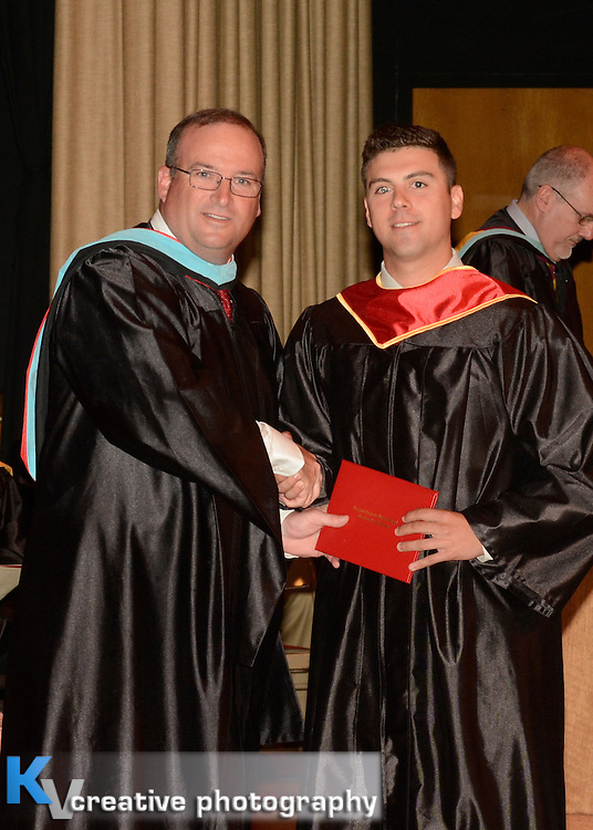 Bergen Catholic High School Graduation 2014