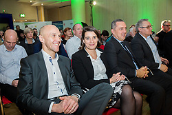Mag. Robert Cugelj of Soca institute during Slovenian Disabled Sports personality of the year 2017 event, on December 6, 2017 in Austria Trend Hotel, Ljubljana, Slovenia. Photo by Vid Ponikvar / Sportida