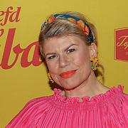 NLD/Hilversum/20190211- Verliefd op Cuba premiere, Anne-Marie Jung