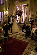 COMTESSE ANNA DE PAHLEN AND ERMANNO RIVETTI, Crillon Debutante Ball 2007,  Crillon Hotel Paris. 24 November 2007. -DO NOT ARCHIVE-© Copyright Photograph by Dafydd Jones. 248 Clapham Rd. London SW9 0PZ. Tel 0207 820 0771. www.dafjones.com.