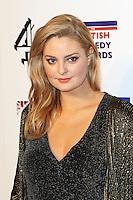 Morgana Robinson, British Comedy Awards, Fountain Studios, London UK, 16 December 2014, Photo by Richard Goldschmidt
