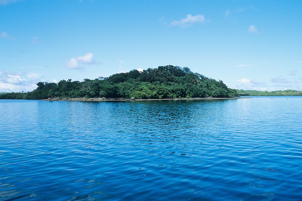 O`Keefe Island, Yap, Wa`ab, Waqab, Federated States of Micronesia, islands in the Caroline Islands
