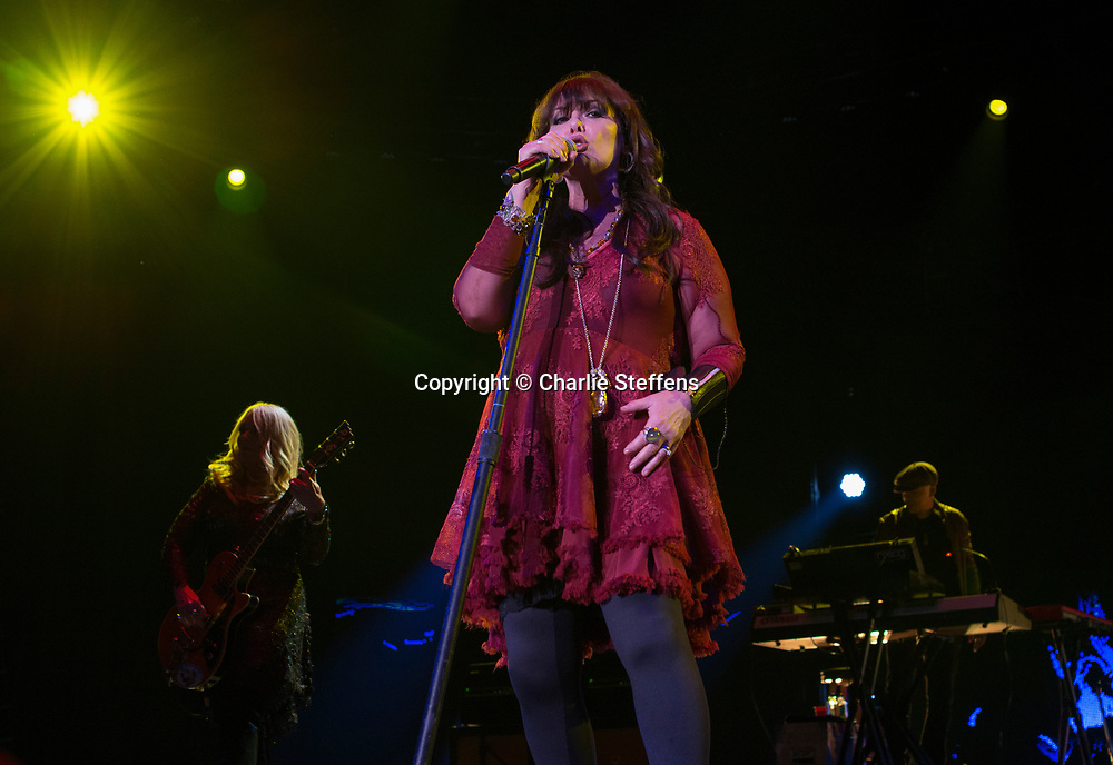 Ann Wilson<br /> Heart<br /> August 23, 2016<br /> The Forum<br /> Inglewood, California