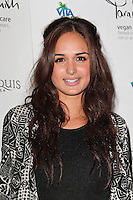 LONDON - SEPTEMBER 26: Anita Kaushik attended the launch party for Tara Smith Haircare at Sketch, London, UK. September 26, 2012. (Photo by Richard Goldschmidt)
