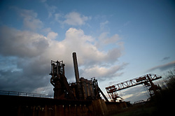 Carrie Furnace, Rankin, PA