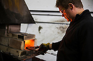 Murray Carter, 17th generation Yoshimoto Bladesmith, Portland, Oregon, USA