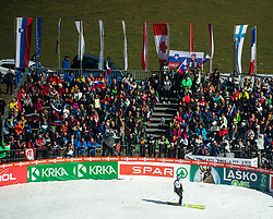 KRIZNAR Nika during First round on Day 1 of FIS Ski Jumping World Cup Ladies Ljubno 2020, on February 22th, 2020 in Ljubno ob Savinji, Ljubno ob Savinji, Slovenia. Photo by Matic Ritonja / Sportida