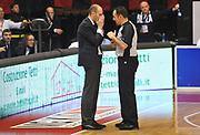 DESCRIZIONE : Biella Lega A 2011-12 Angelico Biella Umana Venezia<br /> GIOCATORE : Massimo Cancellieri Maurizio Biggi<br /> SQUADRA : Angelico Biella<br /> EVENTO : Campionato Lega A 2011-2012<br /> GARA : Angelico Biella Umana Venezia<br /> DATA : 20/11/2011<br /> CATEGORIA : Curiosita Ritratto<br /> SPORT : Pallacanestro <br /> AUTORE : Agenzia Ciamillo-Castoria/ L.Goria<br /> Galleria : Lega Basket A 2011-2012 <br /> Fotonotizia : Biella Lega A 2011-12 Angelico Biella Umana Venezia<br /> Predefinita :