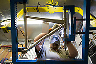Production of the new 2016 Litespeed T1sl at the American Bicycle Group in Tennessee.