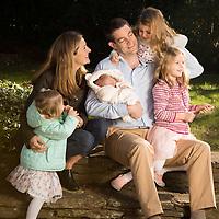 Winge Newborn Family Session