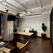 Interior of Travel California Offices designed by Lionakis, built by HMH.