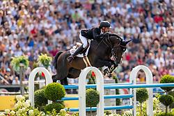 GUERY Jérome (BEL), Quel Homme de Hus <br /> Aachen - CHIO 2019<br /> Rolex Grand Prix 1. Umlauf<br /> Teil des Rolex Grand Slam of Show Jumping, Der Große Preis von Aachen. Springprüfung mit zwei Umläufen und Stechen <br /> 21. Juli 2019<br /> © www.sportfotos-lafrentz.de/Stefan Lafrentz