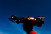 June 5-7, 2015: Canadian Grand Prix: Ferrari fans