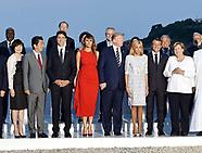 G7 Summit , Biarritz, France