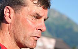 01.08.2010, Stadion, Going, AUT, Testspiel, 1. FC Nürnberg vs Antalyaspor, im Bild Dieter Hecking (1. FC Nürnberg, Trainer), EXPA Pictures © 2010, PhotoCredit: EXPA/ J. Feichter / SPORTIDA PHOTO AGENCY