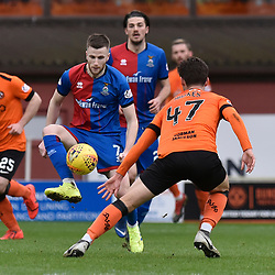 Dundee United v Inverness Caledonian Thistle, Scottish Cup, 3 March 2019