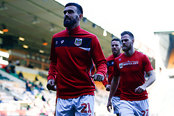 Marlon Pack of Bristol City warming up ahead of - Mandatory by-line: Phil Chaplin/JMP - FOOTBALL - Carrow Road - Norwich, England - Norwich City v Bristol City - Sky Bet Championship