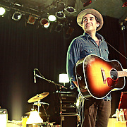 """Joshua Radin performs on March 9, 2011 in support of """"The Rock and The Tide """" at the Showbox Market in Seattle, Washington"""