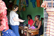 Catherine Raynor, Mile 91, interview business entrepreneurs in Nigeria for the Cherie Blair Foundation for Women