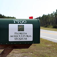Florida Agricultural Museum along the Heritage Crossroads Scenic Highway in Bunnell, Florida. (AP Photo/Alex Menendez) Florida scenic highway photos from the State of Florida. Florida scenic images of the Sunshine State.