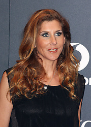 MONICA SELES arrives at the Laureus Sport Awards held at the Queen Elizabeth II Centre, London, Monday February 6, 2012. Photo By i-Images